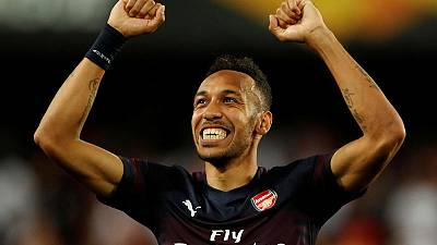 Arsenal wiser after last season, Aubameyang says after Valencia hat-trick