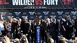 Boxe: Wilder accuse Fury de l'éviter