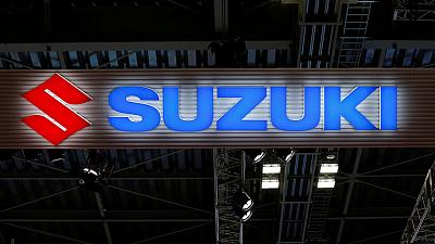Suzuki Motor sees limited annual profit growth on Japan tax rise, India uncertainty
