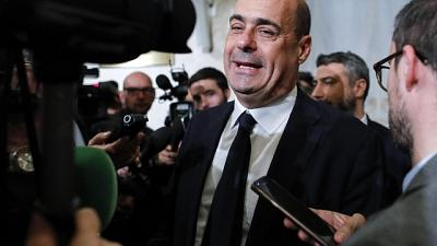 Pil:Zingaretti,Italia paga danni governo