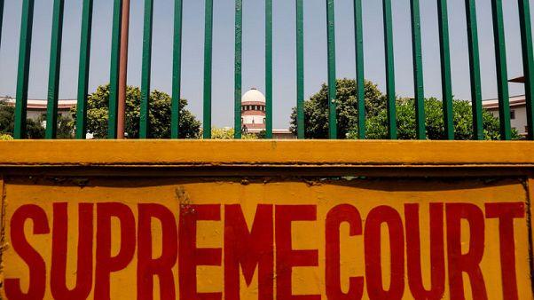 India's top court extends term of arbitrators in Ayodhya temple dispute