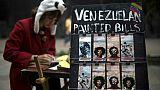 """Che Guevera, Escobar et Frida Kahlo unis pour """"réévaluer"""" la monnaie vénézuélienne"""