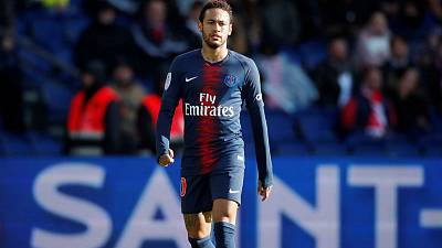 Neymar handed three-match ban for fan altercation in Cup final