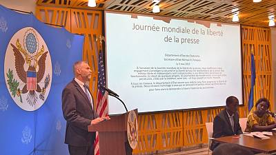 U.S. Embassy Observes World Press Freedom Day with Conference for Journalists and Students