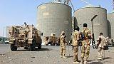 Yémen: des silos à blé cruciaux pour la population touchés par des tirs