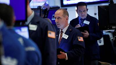 Take Five: Trade winds - World markets themes for the week ahead