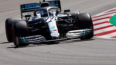 Gp Spagna: Mercedes davanti nelle libere