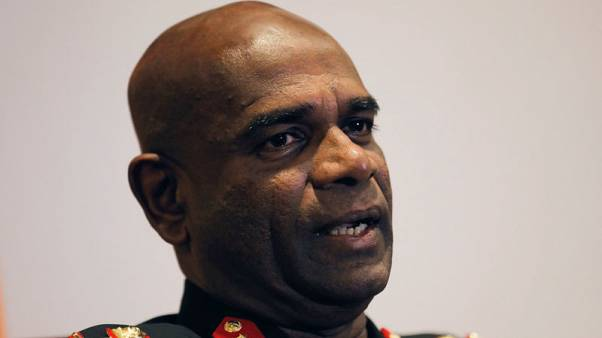 Sri Lanka army chief says threat of more Islamist militant attacks contained