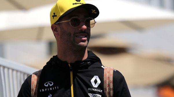 Deja vu for Ricciardo as Leclerc takes on Vettel