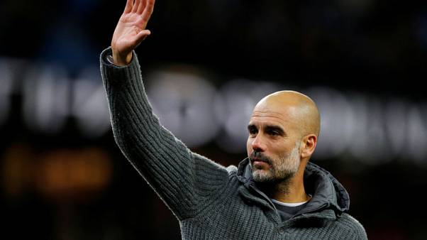 Only trophies will silence critics, says Man City's Guardiola
