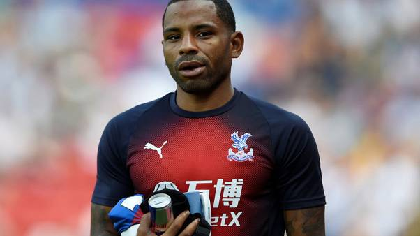 Puncheon to leave Palace at end of season