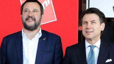 Salvini a Conte, salto qualità rimpatri