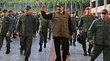 As Maduro cracks down, Venezuela legislators see intimidation