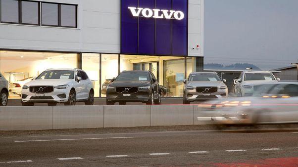 Volvo Cars is cutting several hundred jobs - Swedish radio