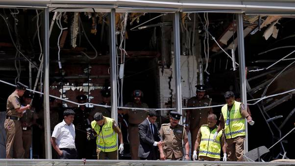 Sri Lanka orders DNA test to confirm Easter attack ringleader is dead