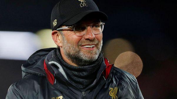 Irresponsible to play Europa League final in Baku - Klopp