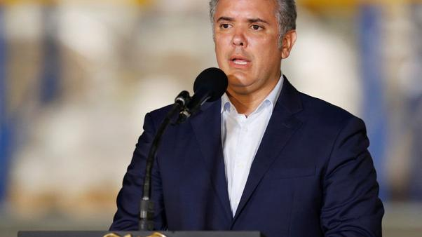 Colombia will not allow Venezuela border to be rebel sanctuary -Duque