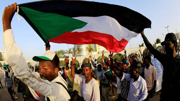 Sudanese protesters dig in at sit-in site during Muslim fasting month