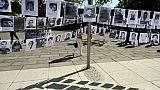 Les mères de disparus manifestent à travers le Mexique