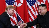 """Corée du Nord: Trump estime que la """"confiance"""" n'est pas entamée"""