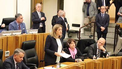 Il 18 maggio si decide dimissioni Marini