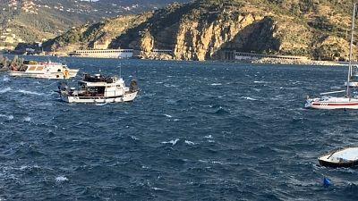 In Liguria venti di burrasca da Nord