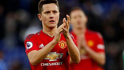 Herrera confirms Manchester United exit in emotional farewell video