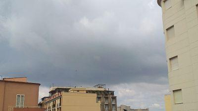 Sardegna, temporali e vento a 60km/h