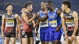 Athletics - U.S. win both finals on opening day of IAAF World Relays