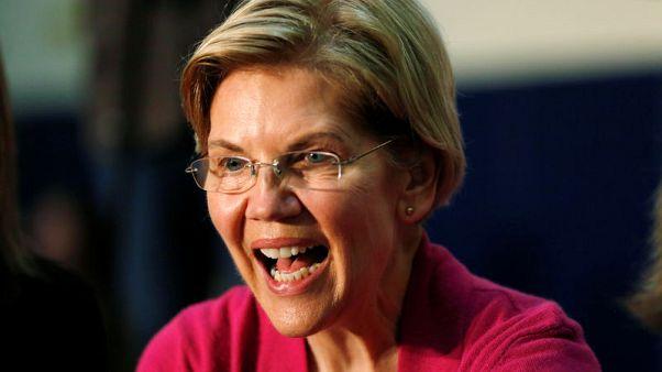 Democrat Warren confronts 2020 electability question head-on in Ohio