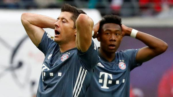 Bayern miss chance to seal title after Leipzig stumble