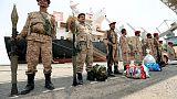 بدء انسحاب الحوثيين باليمن من موانئ الحديدة في دفعة لاتفاق السلام