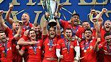 Coupe d'Europe: les Saracens à nouveau maîtres du continent
