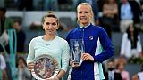 Tennis: Halep privée du trône de N.1 par Bertens, victorieuse à Madrid