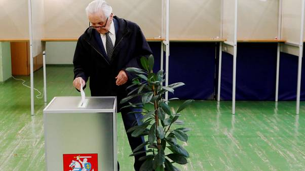Lithuanian presidential hopefuls promise to tackle inequality