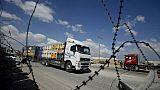 Israël rouvre les points de passage avec Gaza après neuf jours de fermeture
