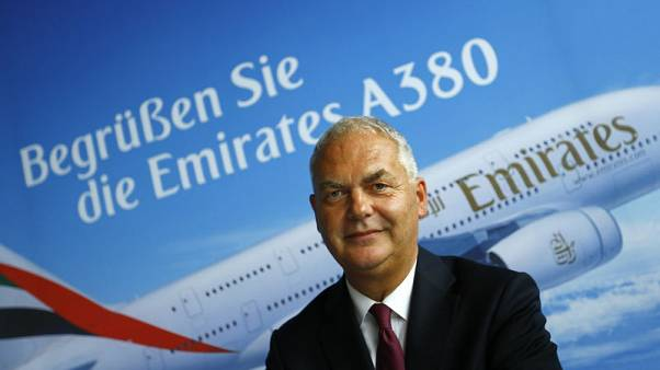 Emirates chief commercial officer resigns
