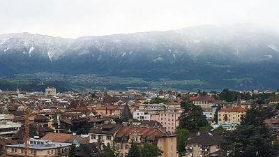 Neve con Santi di Ghiaccio in A.Adige