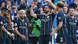 Premier: 4-1 al Brighton, City campione