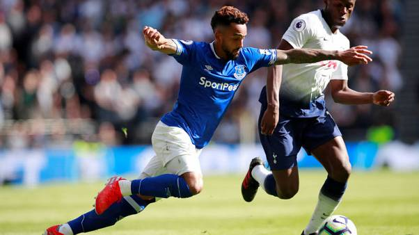 Tottenham draw 2-2 with Everton to finish fourth