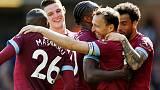Noble brace powers West Ham to 4-1 win over Watford