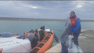Migranti soccorsi, ok a sbarco a Crotone