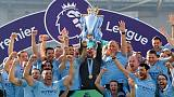 Ruthless Man City survive scare to retain title in style