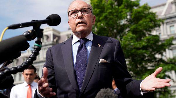 U.S. and China at impasse over trade, Kudlow says new tariffs will remain