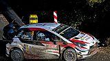 Rallye du Chili: Tänak gagne devant Ogier et Loeb