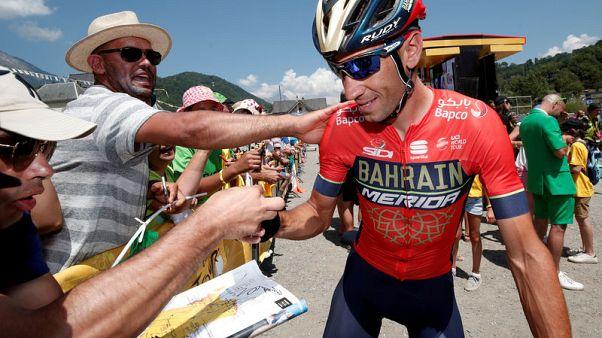 Cycling - Nibali will peak in final week of Giro, warns coach