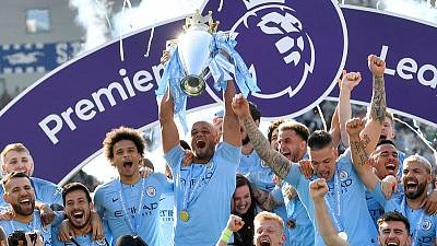 City not finished yet, desperate to win treble, says Kompany