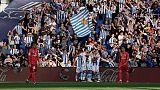 آلام ريال مدريد بعشرة لاعبين مستمرة بهزيمة أمام سوسيداد