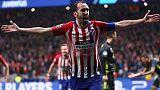 أتليتيكو مدريد يضمن المركز الثاني بتعادله مع اشبيلية