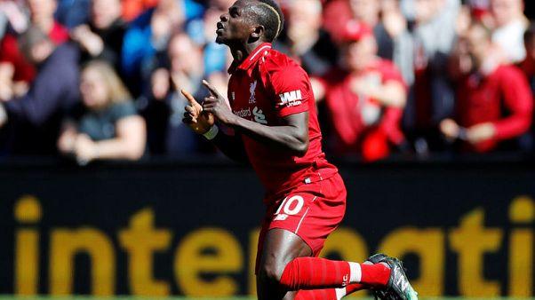 Liverpool's Mane, Salah share Golden Boot with Arsenal's Aubameyang